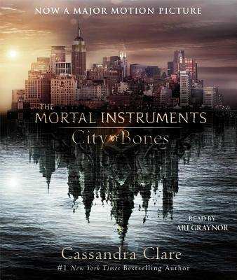 City of Bones: Movie Tie-In (The Mortal Instruments) Cover Image