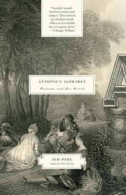 Antoine's Alphabet Cover