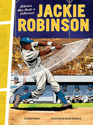 Jackie Robinson: Athletes Who Made a Difference Cover Image