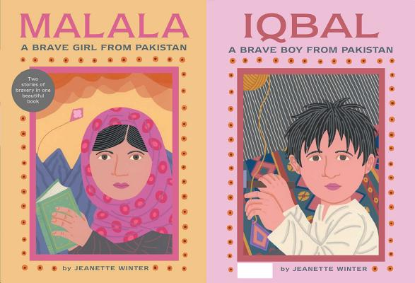 Malala, a Brave Girl from Pakistan/Iqbal, a Brave Boy from Pakistan: Two Stories of Bravery Cover Image