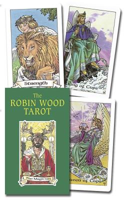 The Robin Wood Tarot Cover Image