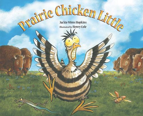 Prairie Chicken Little Cover Image
