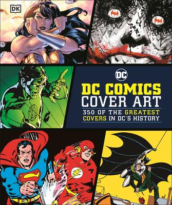 DC Comics Cover Art Cover Image