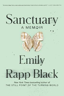 Sanctuary: A Memoir Cover Image
