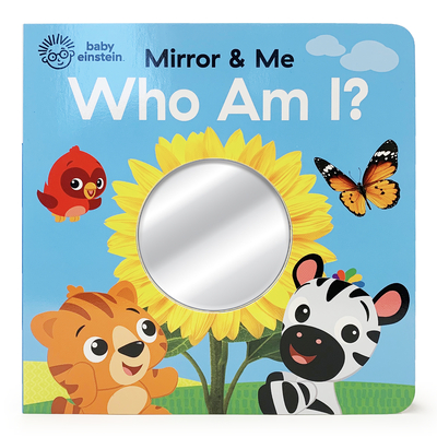 Who Am I?: Mirror & Me Cover Image