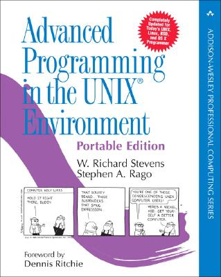 Advanced Programming in the UNIX Environment Cover Image