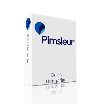 Pimsleur Hungarian Basic Course - Level 1 Lessons 1-10 CD: Learn to Speak and Understand Hungarian with Pimsleur Language Programs Cover Image