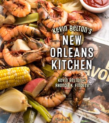 Kevin Belton's New Orleans Kitchen Cover Image