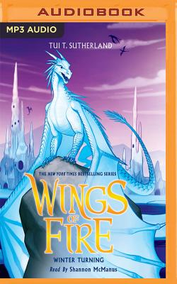 Winter Turning (Wings of Fire #7) Cover Image