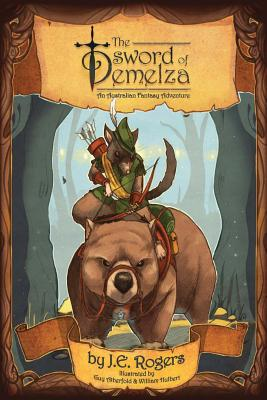 The Sword of Demelza Cover