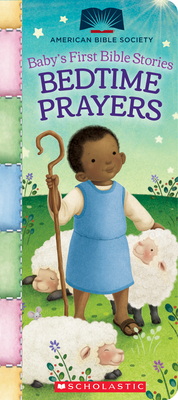 Bedtime Prayers (Baby's First Bible Stories) (American Bible Society) Cover Image