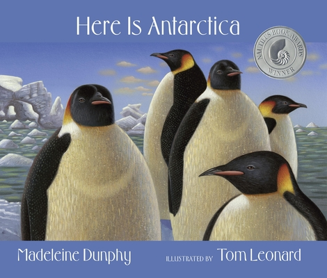 Here Is Antarctica (Web of Life) Cover Image