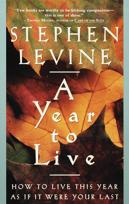 A Year to Live Cover