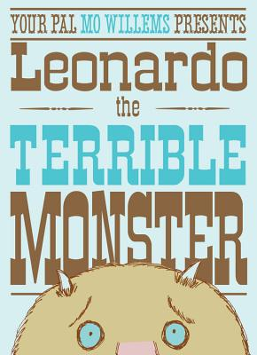 Leonardo, the Terrible Monster Cover
