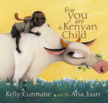 For You Are a Kenyan Child Cover