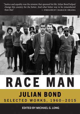 Race Man: Selected Works, 1960-2015 Cover Image
