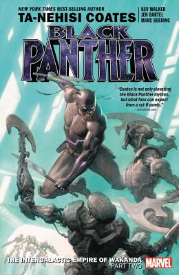 Black Panther Book 7: The Intergalactic Empire of Wakanda Part 2 Cover Image