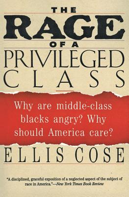 The Rage of a Privileged Class Cover