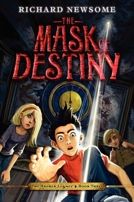 The Mask of Destiny Cover