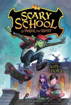 Cover for Scary School