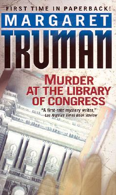 Murder at the Library of Congress (Capital Crimes #16) Cover Image