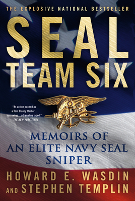 Seal Team Six Cover