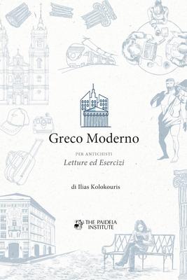 Greco Moderno per Antichisti Cover Image