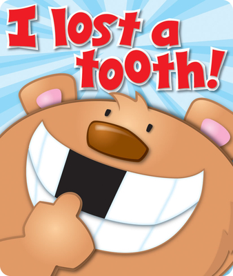 I Lost a Tooth Motivational Stickers Cover Image
