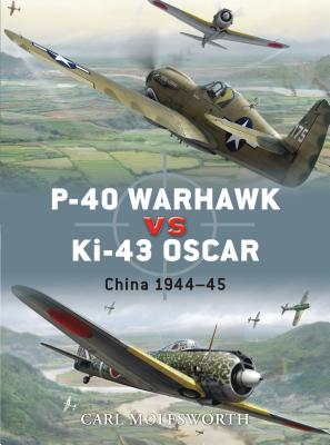 P-40 Warhawk vs. Ki-43 Oscar Cover