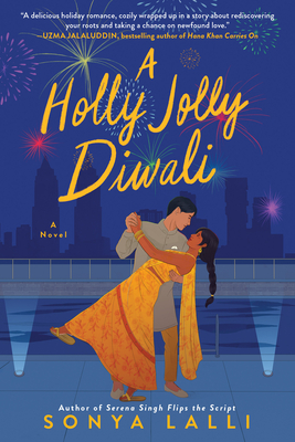 A Holly Jolly Diwali Cover Image
