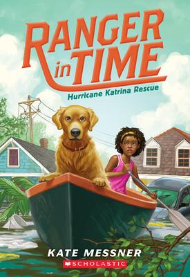 Hurricane Katrina Rescue (Ranger in Time #8) Cover Image