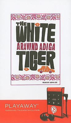 The White Tiger [With Headphones] Cover Image