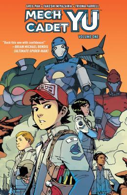 Mech Cadet Yu Vol. 1 Cover Image