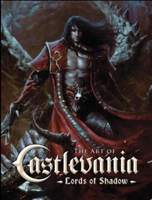 The Art of Castlevania: Lords of Shadow Cover Image