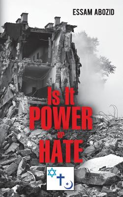 Is It Power or Hate Cover