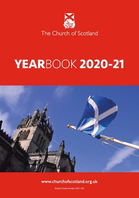 The Church of Scotland Year Book 2020-21 Cover Image