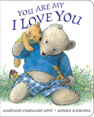 You Are My I Love You: board book Cover Image