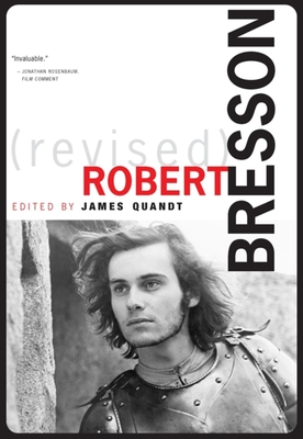 Robert Bresson (Revised), Revised and Expanded Edition (Cinematheque Ontario Monographs) Cover Image