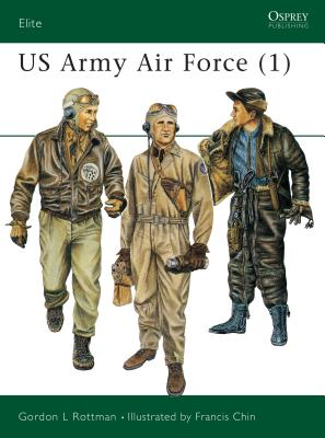 US Army Air Force (1) (Elite) Cover Image