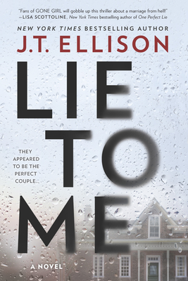 Lie to Me: A Fast-Paced Psychological Thriller Cover Image