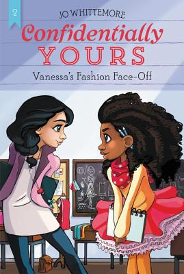 Confidentially Yours #2: Vanessa's Fashion Face-Off Cover Image