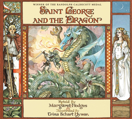 Cover for Saint George and the Dragon