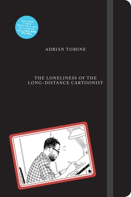 The Loneliness of the Long-Distance Cartoonist Cover Image