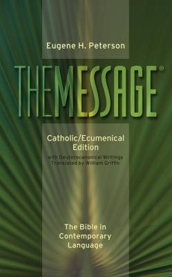 Message-MS-Catholic/Ecumenical: The Bible in Contemporary Language Cover Image