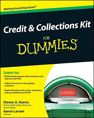 Credit and Collections Kit For Dummies (Paperback) | Schuler Books ...