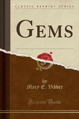 Cover for Gems (Classic Reprint)