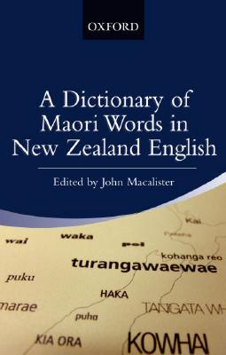 A Dictionary of Maori Words in New Zealand English Cover Image
