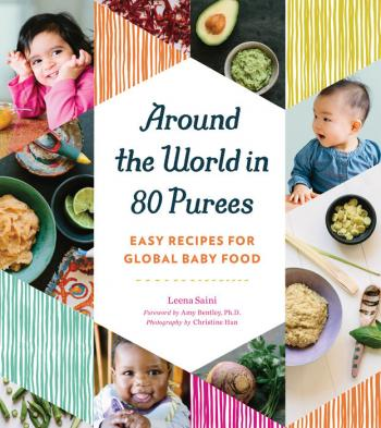Cover for Around the World in 80 Purees