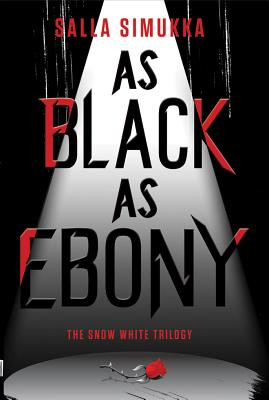 Cover for As Black as Ebony