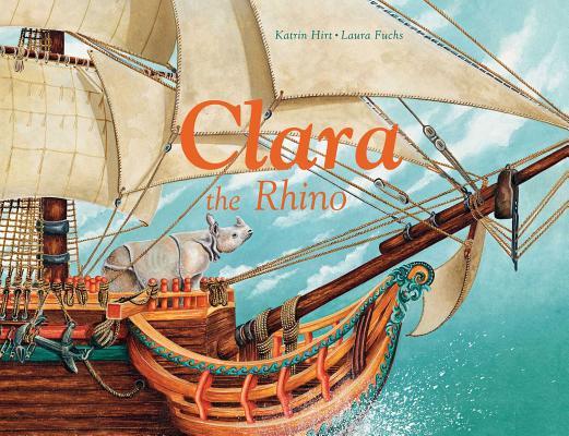Clara the Rhino Cover Image